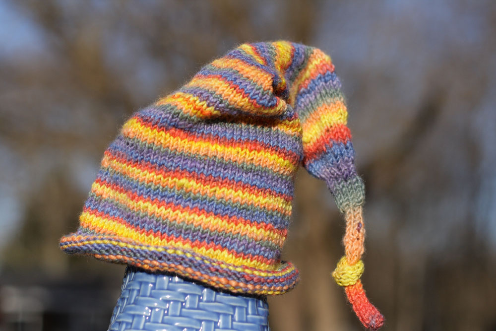 Knit Stocking Cap Pattern : STOCKING CAP KNITTING PATTERNS FREE PATTERNS