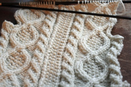 trellis-sweater-progress