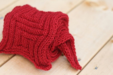 red scarf 2009.1.3