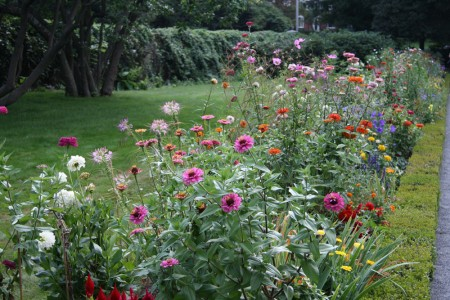 gardens at peacefield