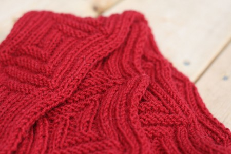 red scarf 2009.1.2