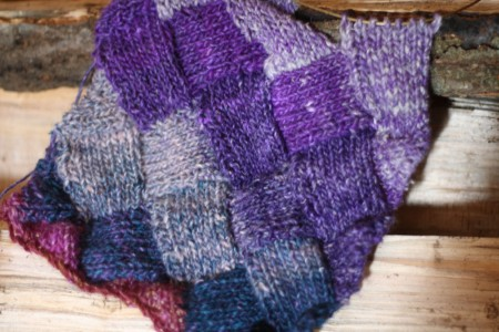 Entrelac Scarf resized for blog