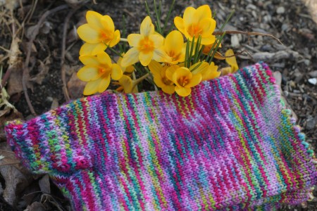 Secret Garden Socks 1