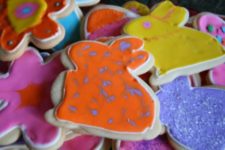 Easter cookies resized for blog