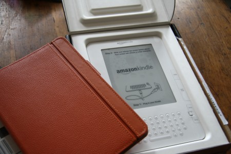 Kindle and Cover