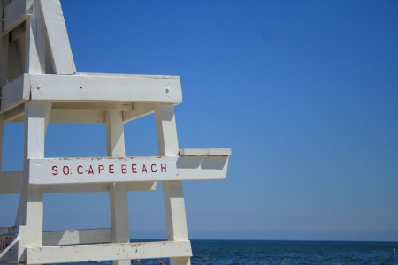 South Cape Beach Lifeguard Chair blog size