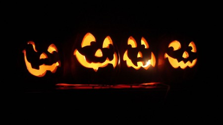 Pumpkin Faces blog sizze