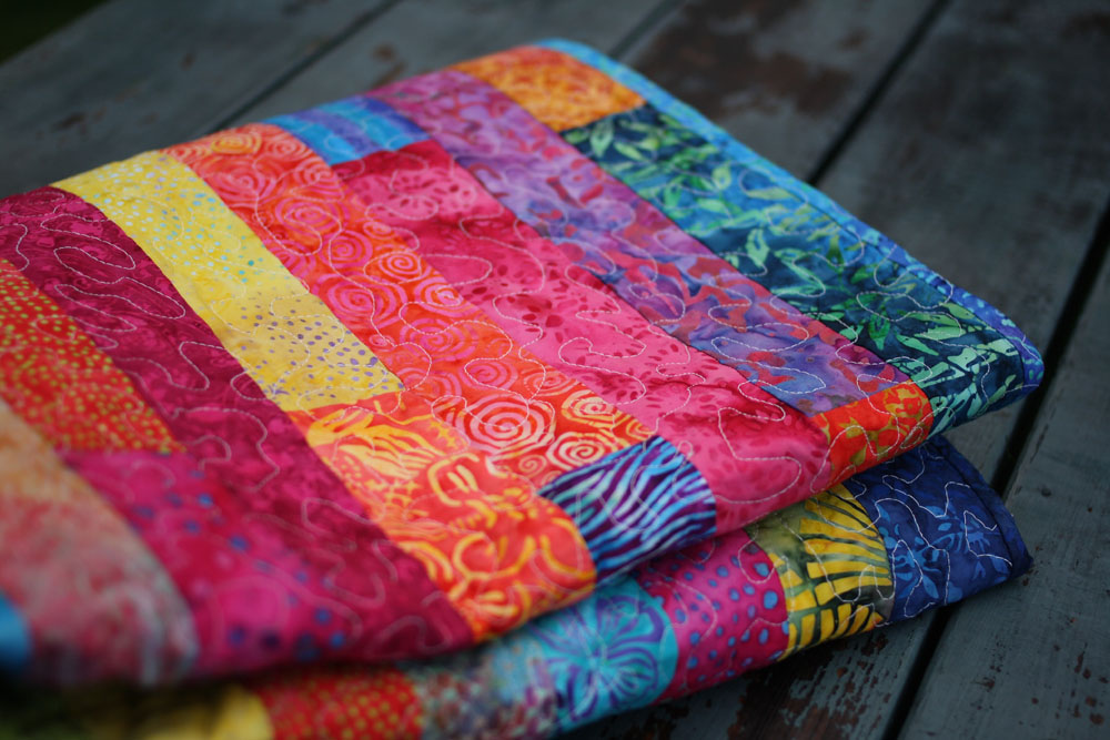 Jelly Roll Quilt : batik jelly roll quilt - Adamdwight.com