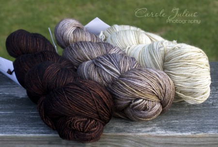 lucent for germinate for carole knits