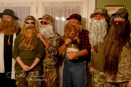 all the beards for carole knits