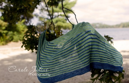 color affection with lake for carole knits