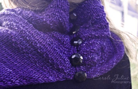 cowboy cowl buttons for carole knits