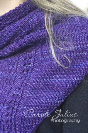 cowboy cowl edge for carole knits