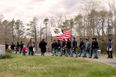 march to cemetery for carole knits