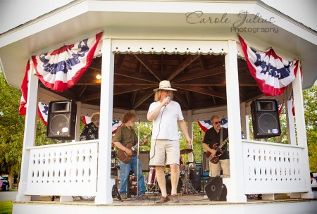 dale summer concert 2014 for carole knits