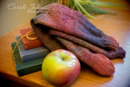 back to school socks 3 for carole knits