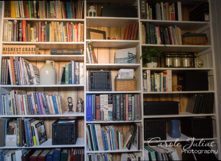 bookcase for carole knis