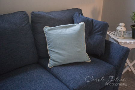 couch corner for carole knits