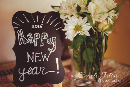 happy new year for carole knits