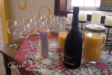 easter mimosas for carole knits
