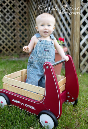landon red wagon for carole knits