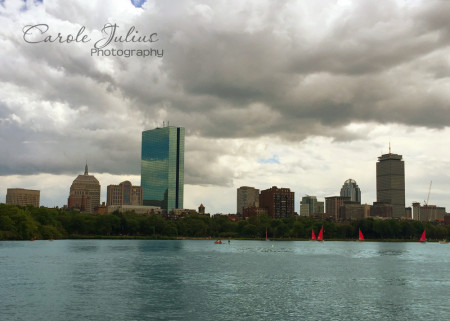 back bay from charles river for carole knits