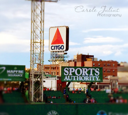 citgo sign for carole knits