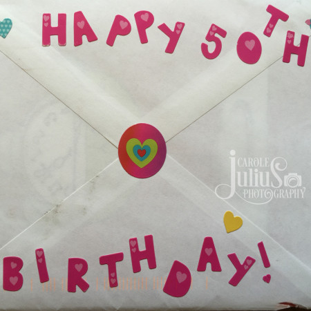 birthday envelope for carole knits