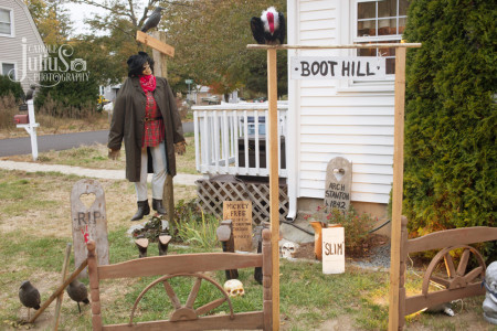 boot hill for carole knits