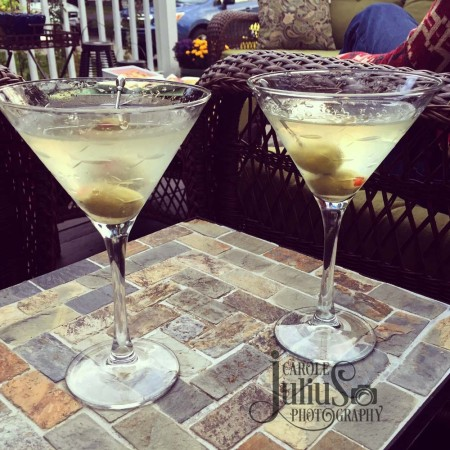 martinis for two for carole knits