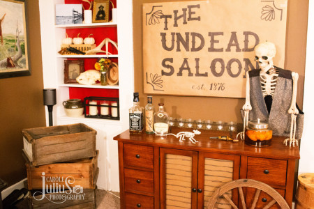 the undead saloon for carole knits