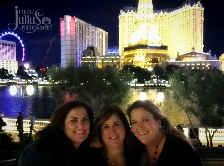 bellagio selfie for carole knits