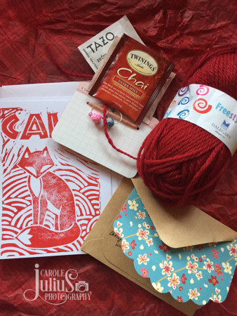 swap package for carole knits