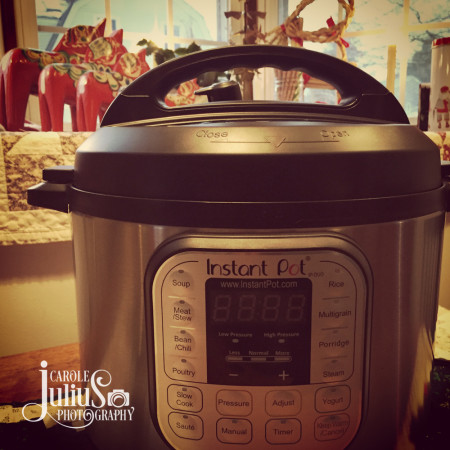 instant pot for carole knits