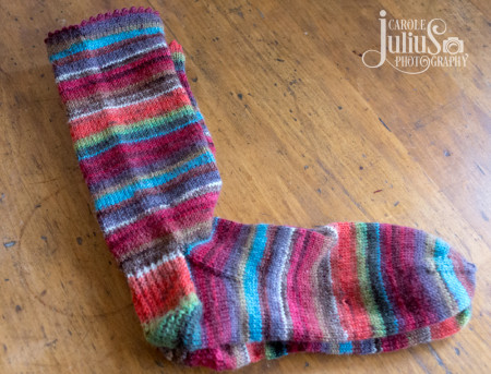 striped socks 2016 4 for carole knits