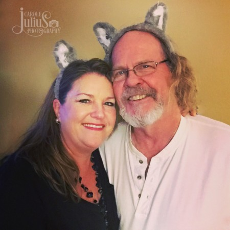 dale and carole wolf ears