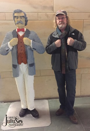 dale and lego mark twain for carole knits