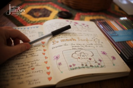 journaling for carole knits