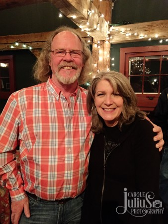 dale and kathy mattea at smac for carole knits