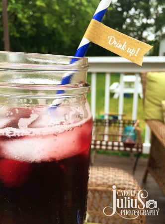 memorial day sangria for carole knits