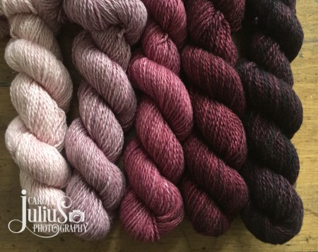 sily kashmir gradients for carole knits