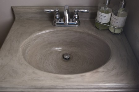 sink after 2 for carole knits