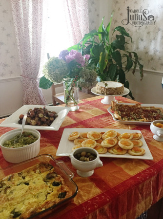birthday-brunch-buffet-for-carole-knits