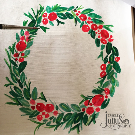 watercolor-christmas-wreath-for-carole-knits