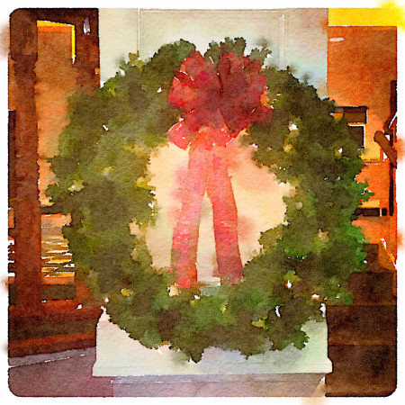 watercolor-wreath-for-carole-knits