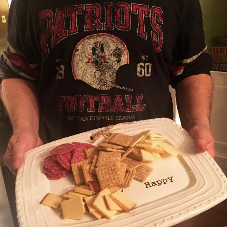 afc champ game snacks