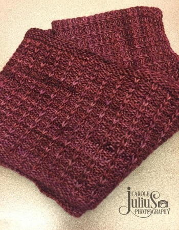 peace cowl 2 for carole knits