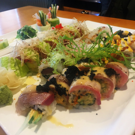 sushi-lunch-for-carole-knits