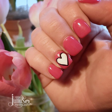 valentine nails for carole knits